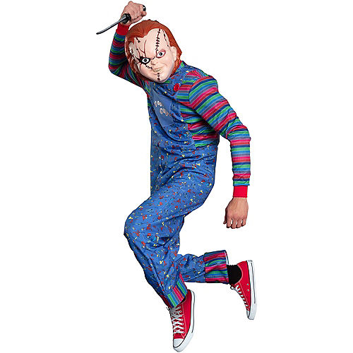 Mens Chucky Costume - Child's Play Image #2
