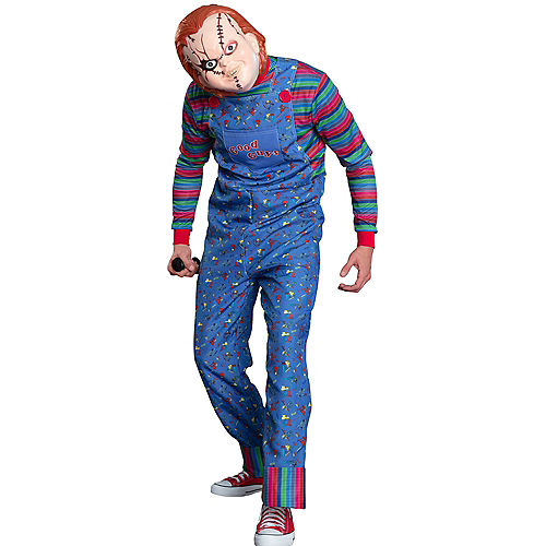 Mens Chucky Costume - Child's Play Image #3