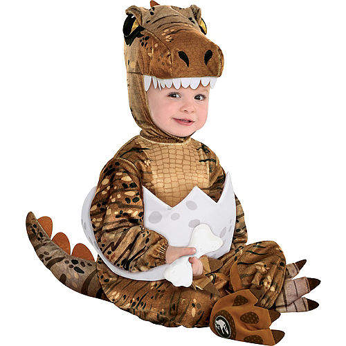 Baby T-Rex Hatchling Costume - Jurassic World Image #1
