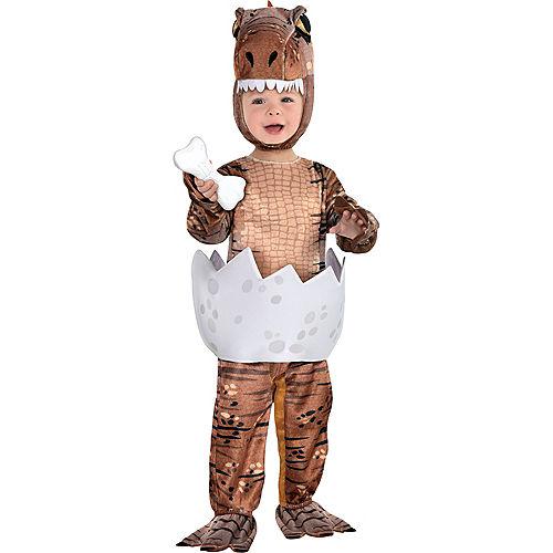 Baby T-Rex Hatchling Costume - Jurassic World Image #4