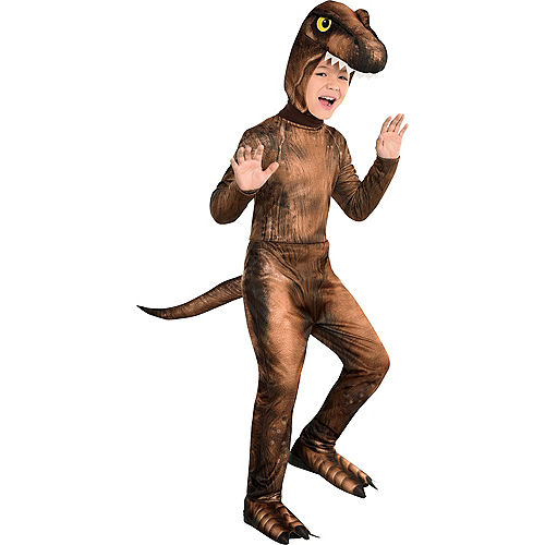 Child Velociraptor Costume - Jurassic World Image #1