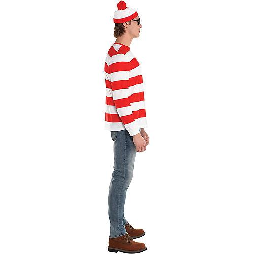 Adult Where's Waldo Costume - DreamWorks Image #2