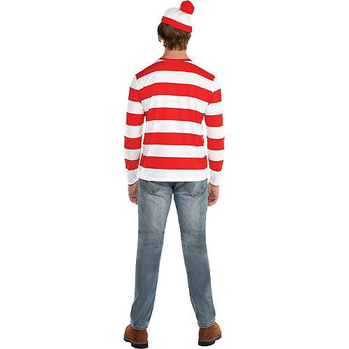 Adult Where's Waldo Costume - DreamWorks Image #3
