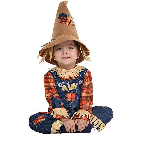 Baby Tiny Scarecrow Costume Image #1
