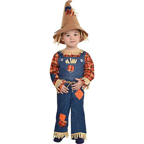 Baby Tiny Scarecrow Costume Image #2