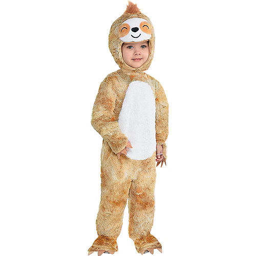 Baby Soft Cuddly Sloth Costume Image #2