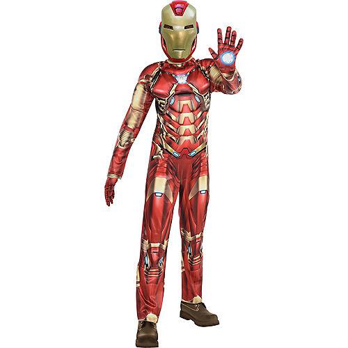 Child Iron Man Costume - Marvel's Avengers Game Image #1