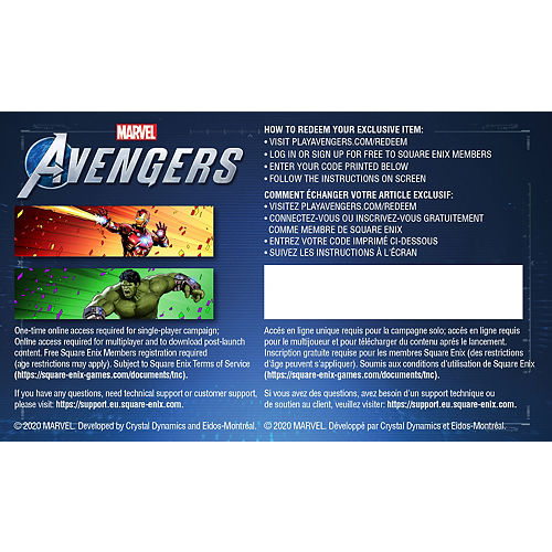 Adult Iron Man Costume Plus Size - Marvel's Avengers Game Image #2