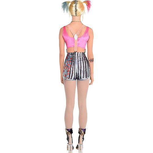 Adult Harley Quinn Costume - Birds of Prey Image #2