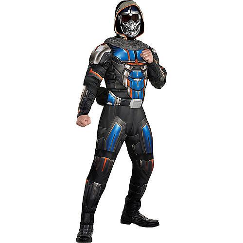 Adult Marvel Taskmaster Costume - Black Widow Image #1