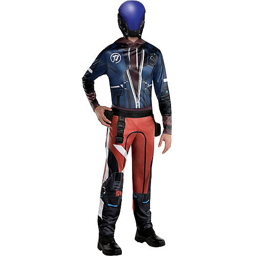 Ace Costume for Adults - Hyper Scape Image #1