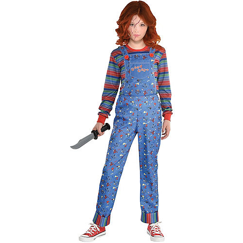 Girls Chucky Costume - Child's Play Image #1
