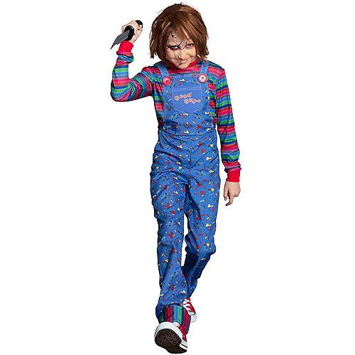 Girls Chucky Costume - Child's Play Image #2