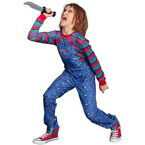Girls Chucky Costume - Child's Play Image #3
