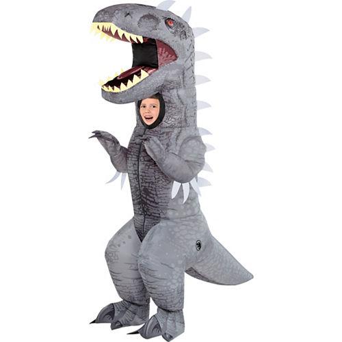Child Inflatable Indominus Rex Costume - Jurassic World Image #1