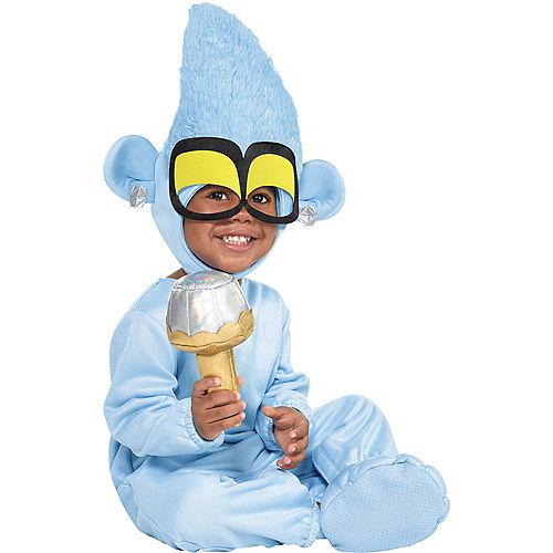 Baby Tiny Diamond Costume - Trolls World Tour Image #1
