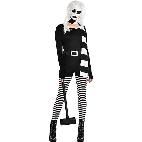 Adult Psycho Alice Costume Image #1