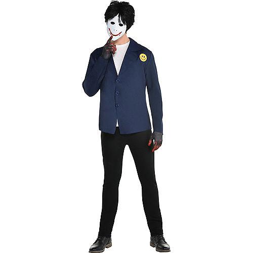 Adult Creepy Painter Man Costume Image #1