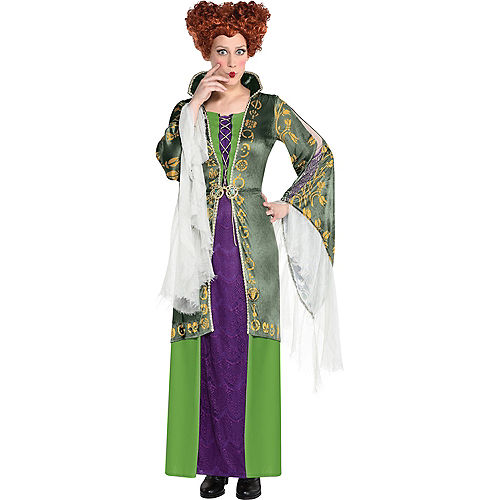 Adult Winifred Sanderson Costume - Disney Hocus Pocus Image #1