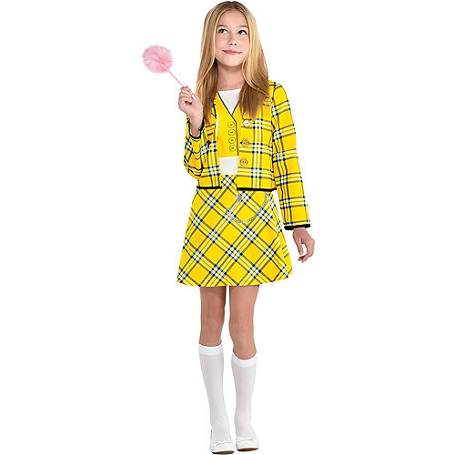 Child Cher Costume - Clueless Image #1