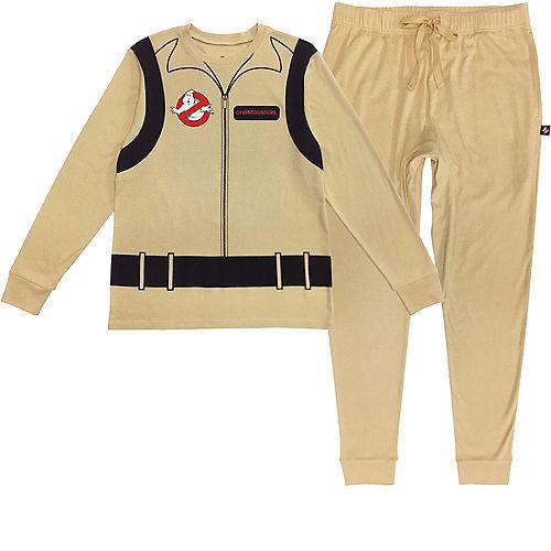 Adult Ghostbusters Pajamas Image #1