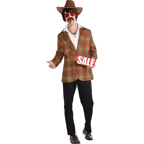 Adult Sleazy Salesman Costume Kit Image #1