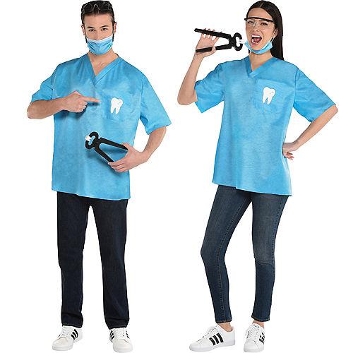 Adult Dentist Costume Kit Image #1