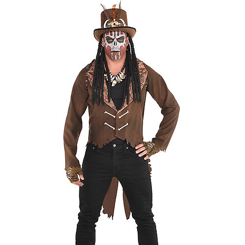 Adult Witch Doctor Jacket Image #1