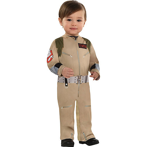 Baby Ghostbusters Costume Image #1