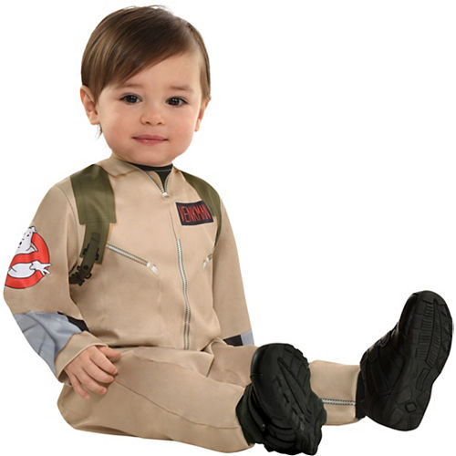 Baby Ghostbusters Costume Image #2