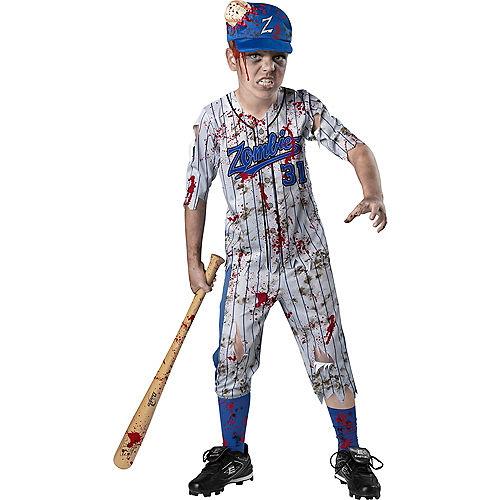 Child Homerun Horror Costume Image #1