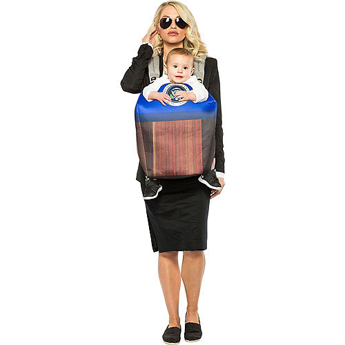 Secret Service & POTUS Parent & Baby Costume Image #1
