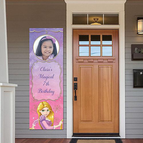 Custom Tangled Rapunzel Photo Vertical Banner Image #1