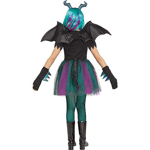 Child Dark Dragon Costume Image #2