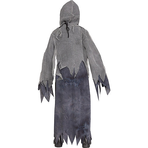 Child Chained Ghost Costume with Sound Effect Image #2