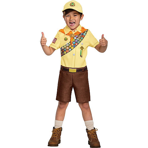 Child Russell Costume - Disney Up Image #1