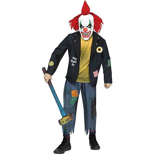 Child Hooligan Clown Costume Image #1