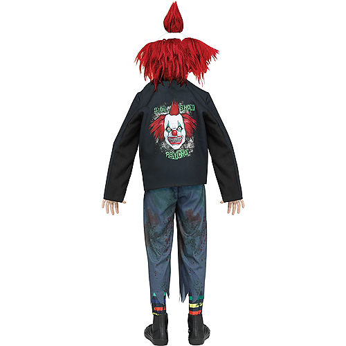 Child Hooligan Clown Costume Image #2