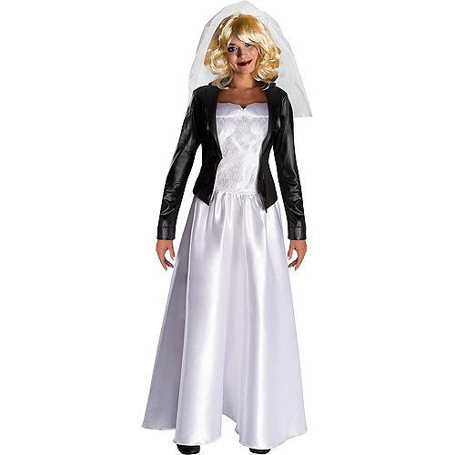 Adult Tiffany Valentine Costume - Bride of Chucky Image #1