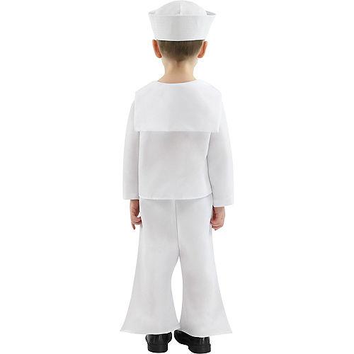 Child WWII Sailor Costume Image #2