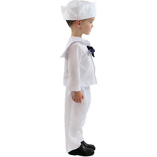 Child WWII Sailor Costume Image #3