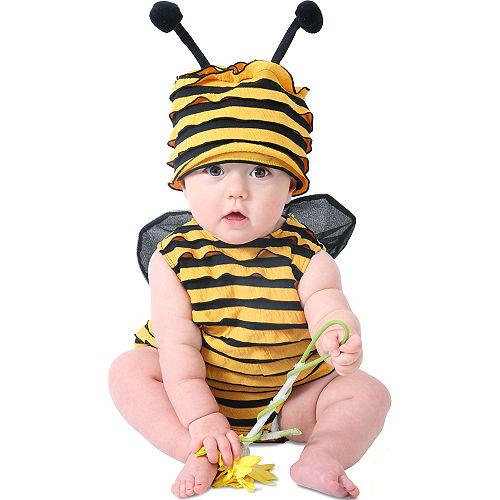 Child Ruffle Bee Costume Image #1