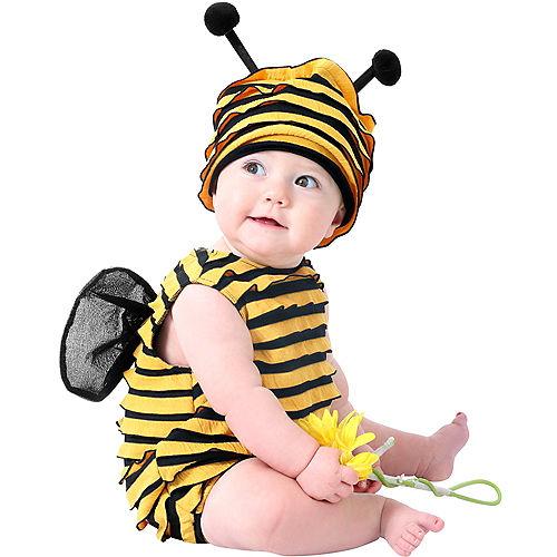 Child Ruffle Bee Costume Image #3