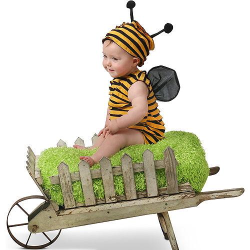 Child Ruffle Bee Costume Image #4