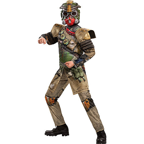 Child Bloodhound Costume - Apex Legends Image #1