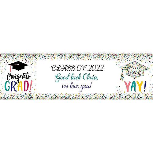 Custom Yay Grad Horizontal Banner Image #1