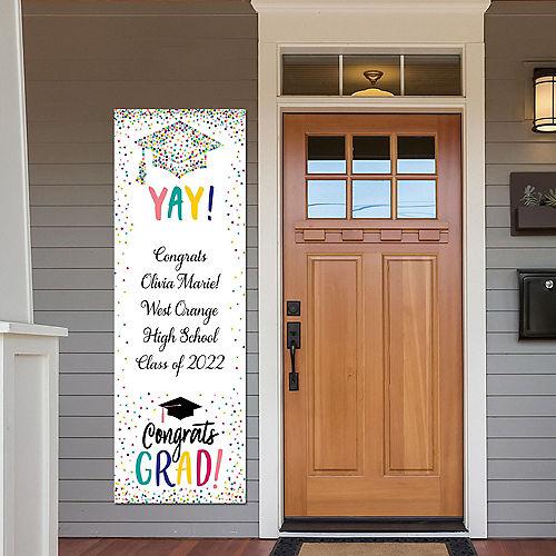 Custom Yay Grad Vertical Banner Image #1