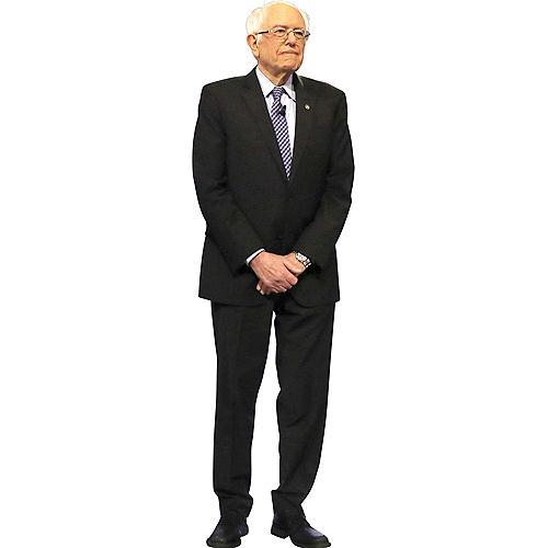 Bernie Sanders Centerpiece Cardboard Cutout, 18in Image #1