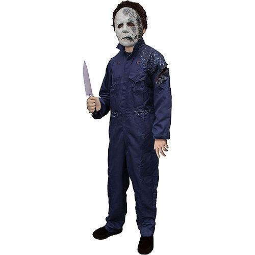 Kids' Burned Michael Myers Costume - Halloween Kills Image #1