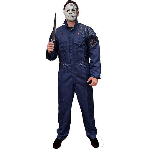 Adult Burned Michael Myers Costume - Halloween Kills Image #1